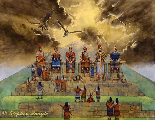 annunakis piramide1 1 - Las Confesiones de Stewart Swerdlow sobre Reptilianos y Manipulación Genética
