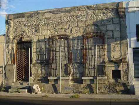 La casa de Aramberri.