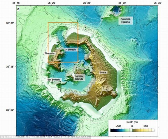 cientificos dan conocer una nueva teoria de como desaparecio la atlantida 1 - Científicos dan conocer una nueva teoría de como desapareció la Atlántida