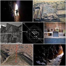 """11 - La Chinkana y el contacto dimensional (Los """"TUNELES"""" secretos)."""