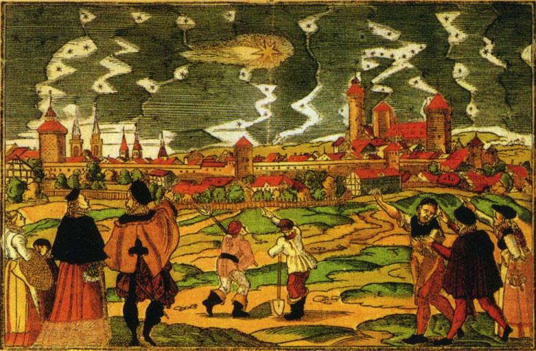 avistamiento ovni 2 - La batalla OVNI de Cataluña de 1604