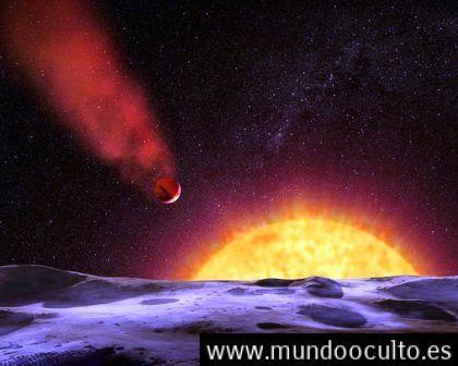 comet-planet Todo sobre Nibiru