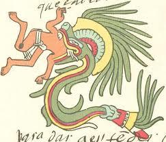 Quetzalcoatl2 - La Atlántida era: Reptilianos comehombres y anunnakis