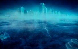¿Está la Atlántida ubicada a varios kilómetros bajo el hielo de la Antártida?