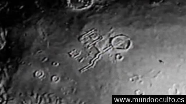 baselunar 1 - Las bases extraterrestres en la Luna
