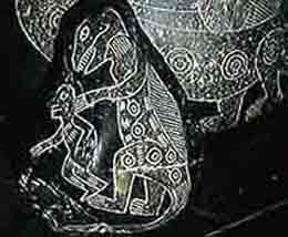 icareptilian - La Atlántida era: Reptilianos comehombres y anunnakis