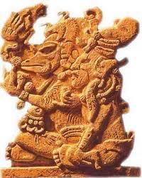 maya - La Atlántida era: Reptilianos comehombres y anunnakis