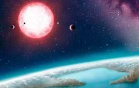 """Investigadores encuentran Un planeta """"Clonado"""" A La Tierra."""