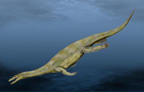 Lariosaurio el supuesto dinosaurio aun vivo
