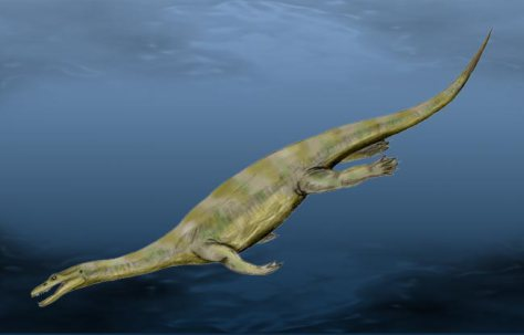 lariosaurio - Lariosaurio el supuesto dinosaurio aun vivo