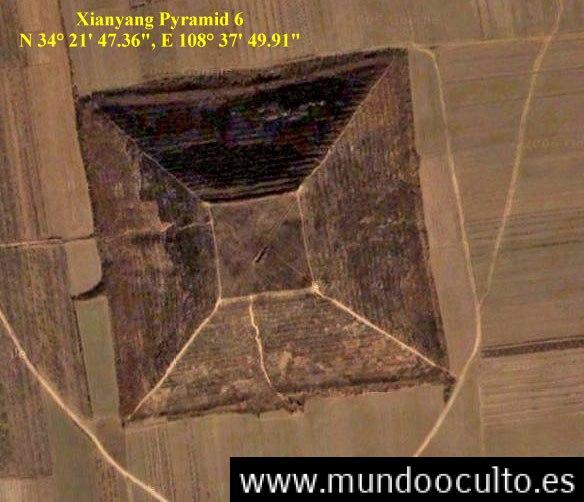 piramide china08 01 - Las pirámides chinas: un misterio para la ciencia