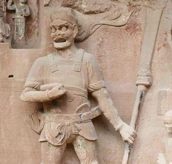 Antiguas estatuas chinas recién descubiertas representan tecnología desconocida