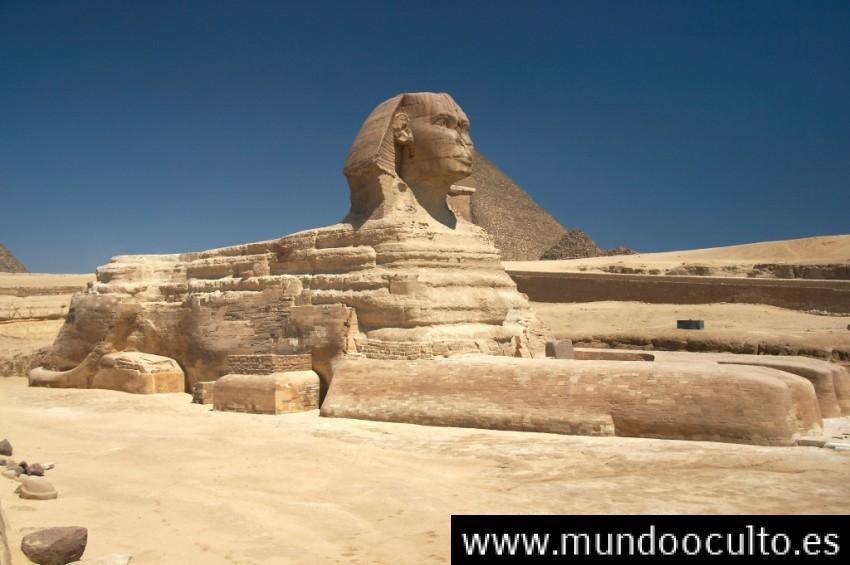 """increible la verdadera edad de la esfinge de giza en egipto - ¡INCREÍBLE! LA VERDADERA EDAD DE LA """"ESFINGE DE GIZA"""" EN EGIPTO"""