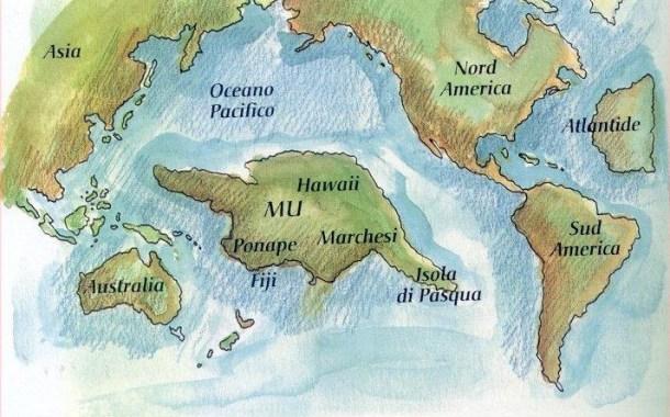 la legendaria Lemuria, la misteriosa Atlántida del Pacífico