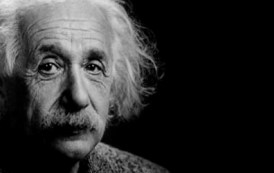 Albert Einstein creía en las capacidades psíquicas