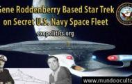Gene Roddenberry basó Star Trek en la flota espacial secreta de USA
