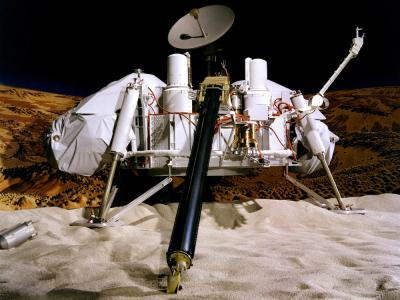 viking 0 - ¿Encontraron las sondas Viking vida en Marte?