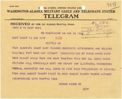 4080312434 411e7559ba o - En 1924 la Armada de EE.UU. mandó a escuchar radioemisiones extraterrestres
