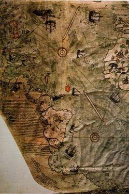 Enigmas Antárticos: el mapa de Piri Reis