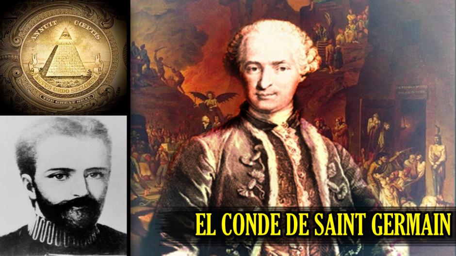minia condegg - Los secretos del conde Saint Germain, el hombre que nunca envejece