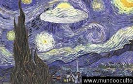 """OVNIs en el arte: 14 """"pruebas"""" de que los ET nos visitan desde hace mucho tiempo"""