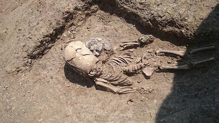 ¿Podría este nuevo descubrimiento ser la tumba de un extraterrestre?