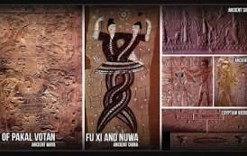 ¿Fue el hombre creado por una especie extraterrestre? Coincidencias entre antiguas civilizaciones