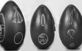 Misteriosa piedra megalítica encontrada en Winnipesaukee