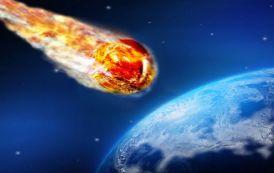 """Aquí está el cometa del apocalipsis"""""""