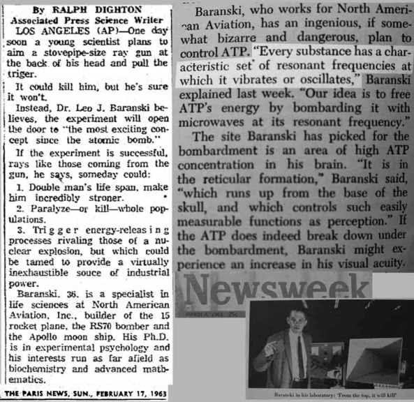 1KnPpoQ - Baranski el otro Tesla que borraron de la historia