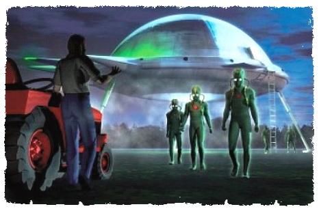 Abducciones Extraterrestres. El caso Villas Boas