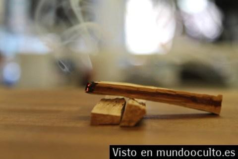EL HUMO DE ESTAS 5 HIERBAS LIMPIA PROFUNDAMENTE CUALQUIER ESPACIO CERRADO