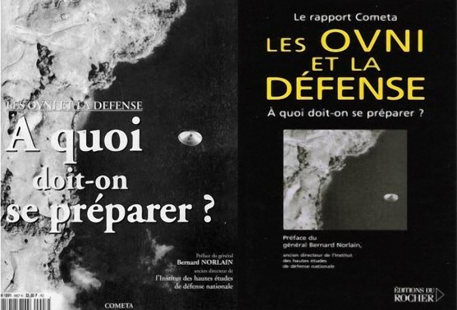 El informe Cometa: la divulgación OVNI-UFO francesa