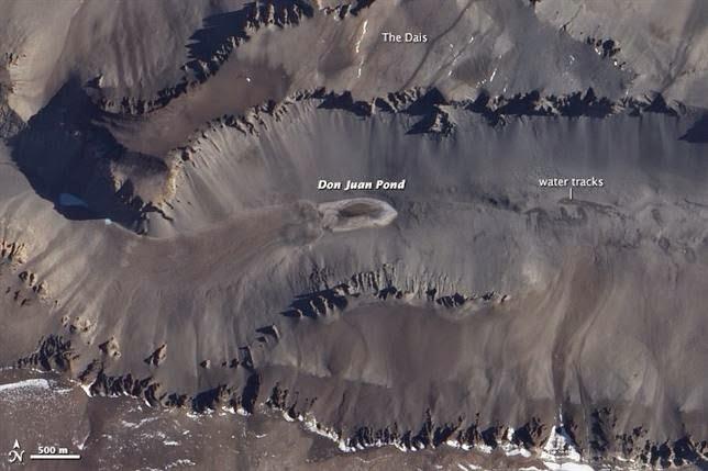 ¿donde esta el lago mas salado del mundo - ¿Dónde está el lago más salado del mundo?