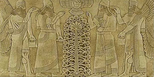 El árbol genealógico de los Anunnaki: Aquellos que descendieron del cielo
