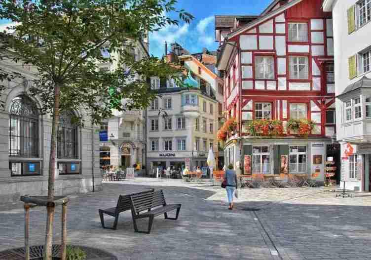 منحة جامعة ETH Zurich السويسرية العالمية