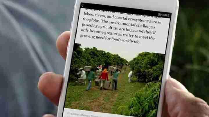 الربح من الفيس بوك عبر المقالات الفورية Facebook Instant Articles