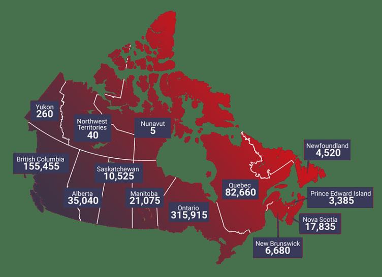استقبال كندا للطلاب الأجانب للدراسة في البلاد