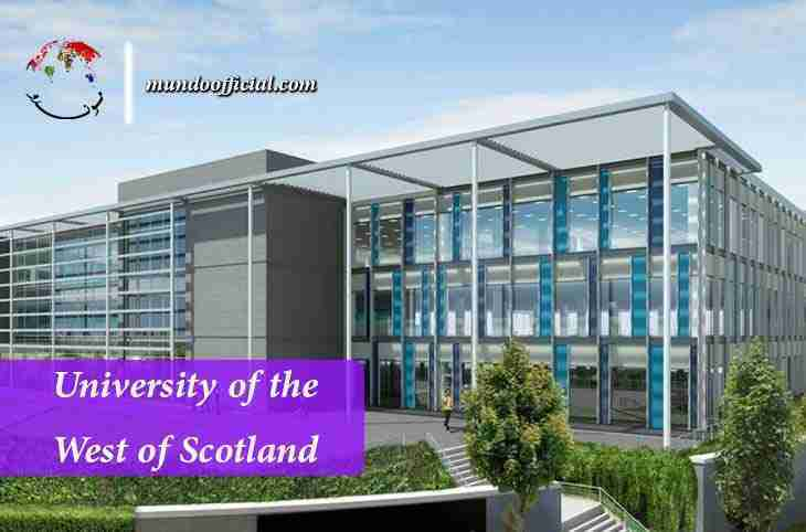 جامعة University of the West of Scotland