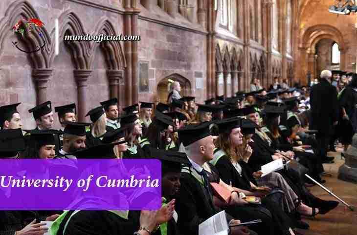 جامعة University of Cumbria