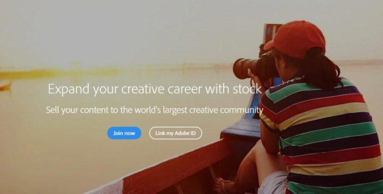 بيع الصور الفوتوغرافية على موقع Adobe Stock 2