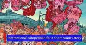 جوائز مالية تتجاوز 5000 دولار في المسابقة الدولية للقصص المصورة