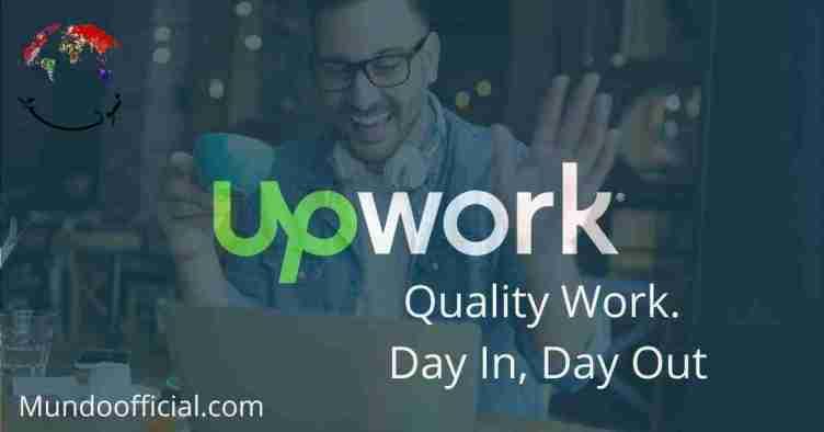 كيف يعمل موقع Upwork للعمل الحر؟