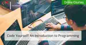 دورة أونلاين مجانية بعنوان مقدمة في البرمجة (ابدأ بنفسك) من جامعة ادنبره