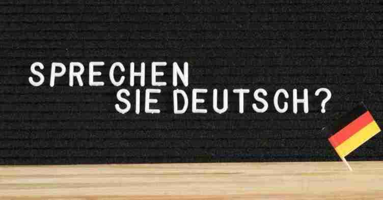 4. اللغة الألمانية