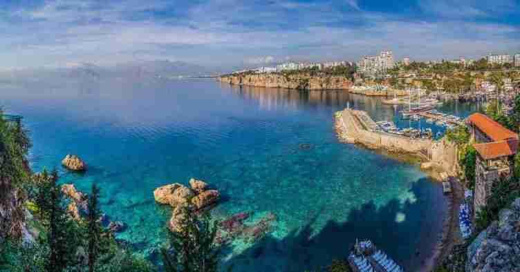 3. مدينة أنطاليا Antalya