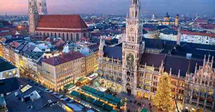 3. مدينة ميونخ Munich