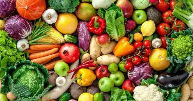 الخضروات باللغة الكورية