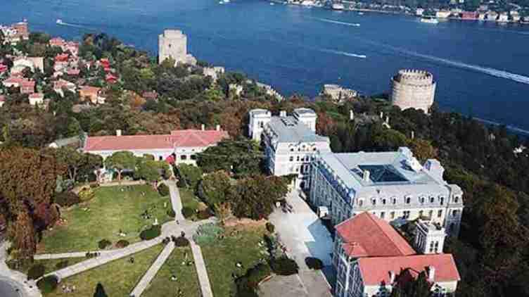 جامعة بوغازيتشي Boğaziçi University