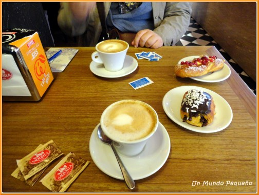 Desayuno en Feliziani